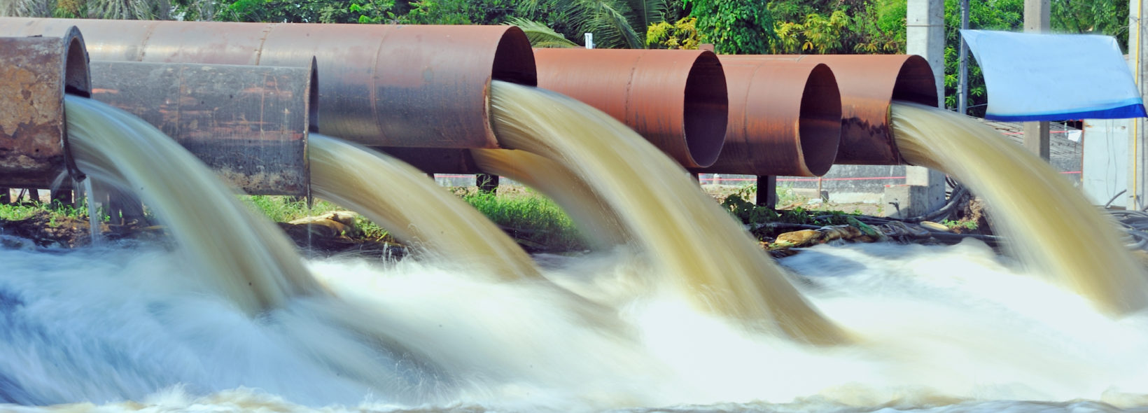 Dirty Water from Pipes
